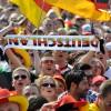Impressionen: Deutschland vs. Argentinien